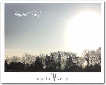 クリスタル ベリー 太陽
