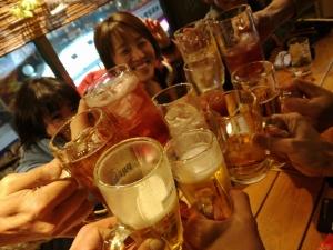 市川波波居酒屋宴会 (1)