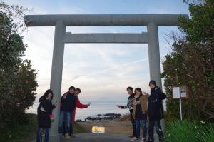 洲崎神社初詣 (2)