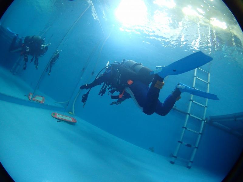 ダイビングスキルアップコース (3)