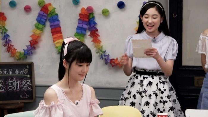 嗣永桃子メモリアル23やなみんからの手紙01