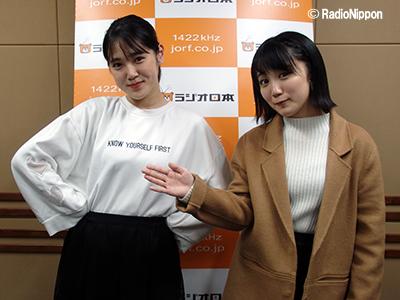 カントリー・ガールズの只今ラジオ放送中!!20180107