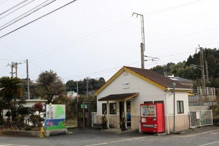 JR肥前大浦駅