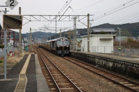 三河内駅(1)