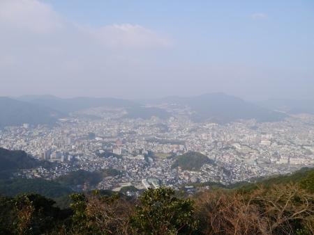金比羅山からの眺め