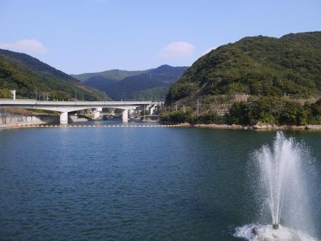 本河内高部ダム