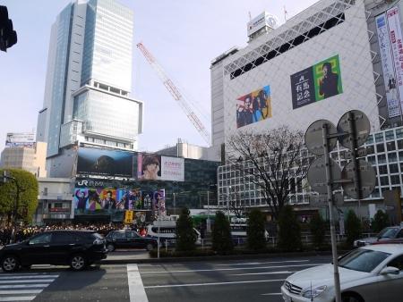 渋谷駅ハチ公口