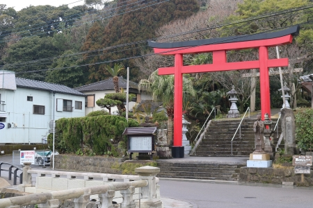 吾平津神社