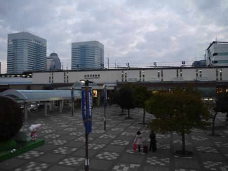 JR海浜幕張駅南口