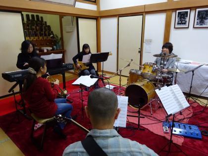 平成29年歳末の茶音セッション01