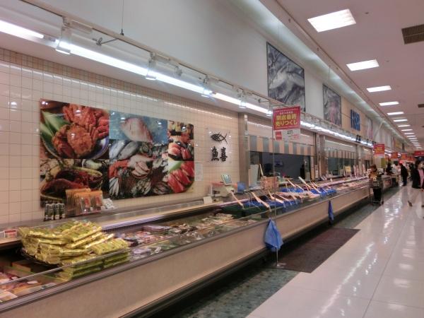 1階食品鮮魚