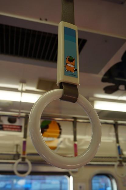 吊り輪その1