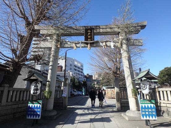 今戸神社 3