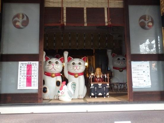 今戸神社 2