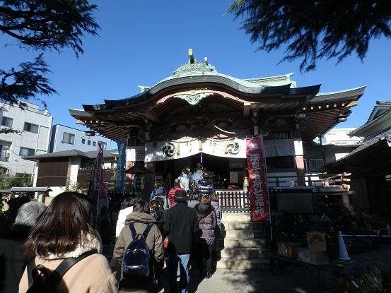 今戸神社 6