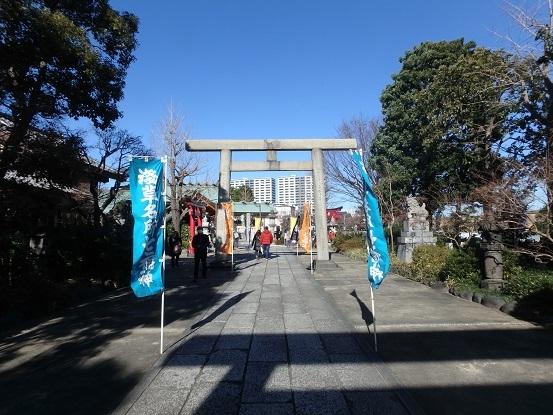 石浜神社 3