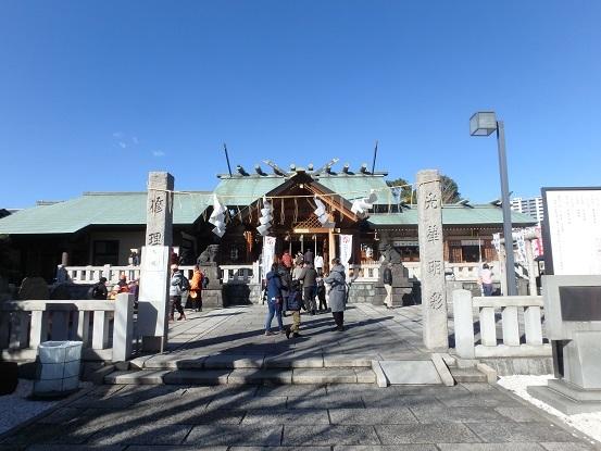 石浜神社 5