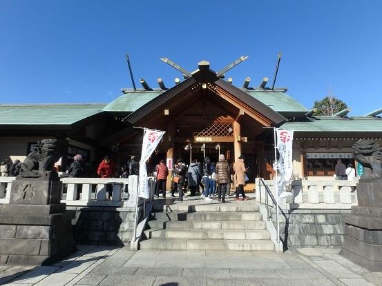 石浜神社 6