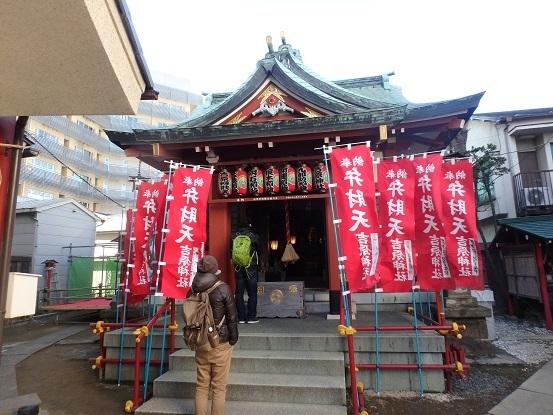 吉原神社 6