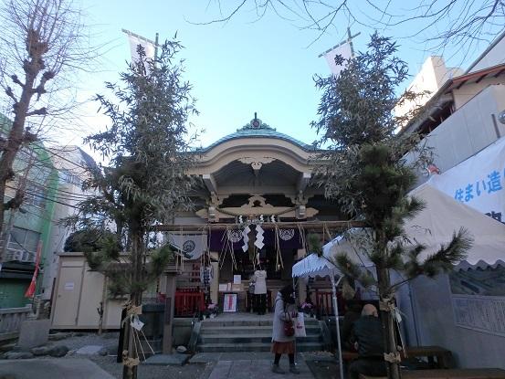 矢先神社 3