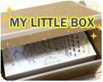 毎月届くパリのサプライズ今月のMy Little Box マイリトルボックス