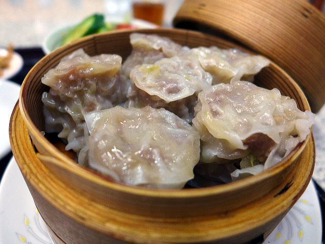 中国料理 山丁@02シューマイ定食 その2 2