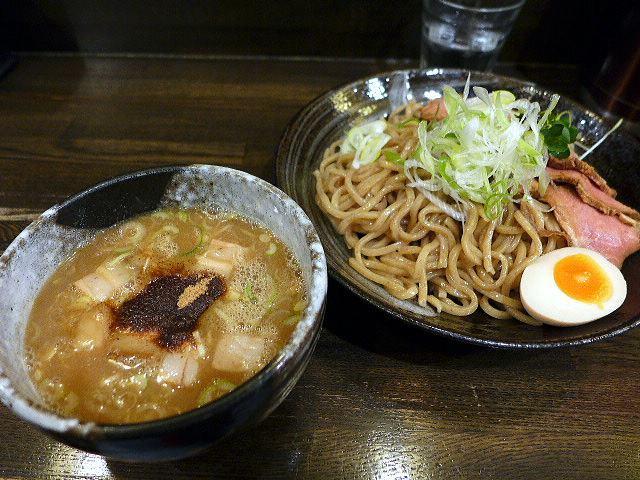 自己流ラーメン 綿麺@90つけ麺(並) その15 1