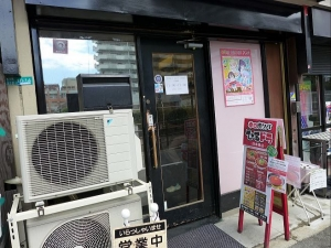 辛口肉ソバ ひるドラ 日本橋店001