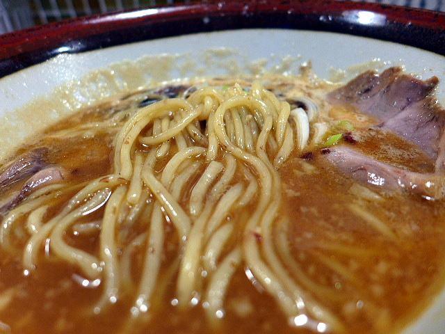 釜くら製麺@特製海老味噌そば 3
