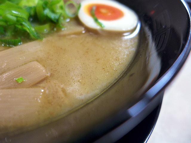 麺屋 サイ@01とんこつラーメン 2