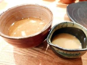 つけ麺屋 やすべえ 道頓堀店@01つけ麺 4