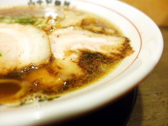 山なか製麺所@01醤油らーめん 2