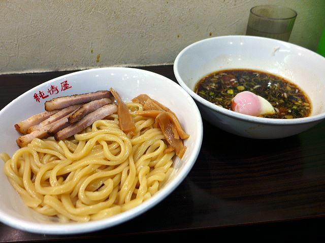 つけめんらーめん 純情屋@つけ麺 その3 1