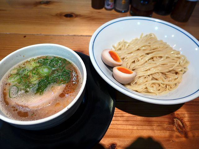 麺や 清流@09つけ麺 1