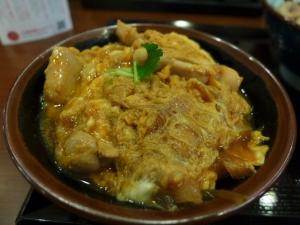 丸亀製麺 松原店@02鴨ねぎうどん 4
