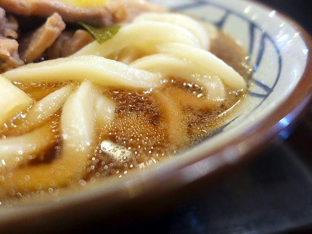 丸亀製麺 長吉長原店@01鴨ねぎうどん 2