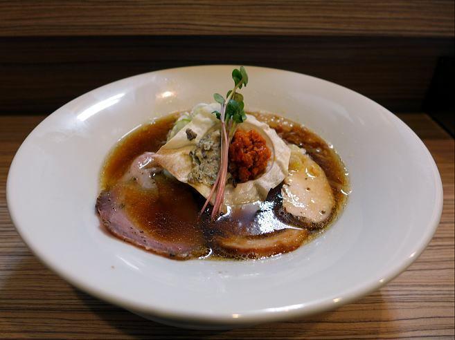 MOVE麺t@01ライト鶏魚貝SOBA 1