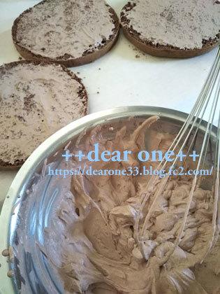 チョコケーキ180214_6
