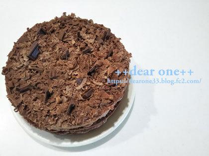 チョコケーキ180214_7