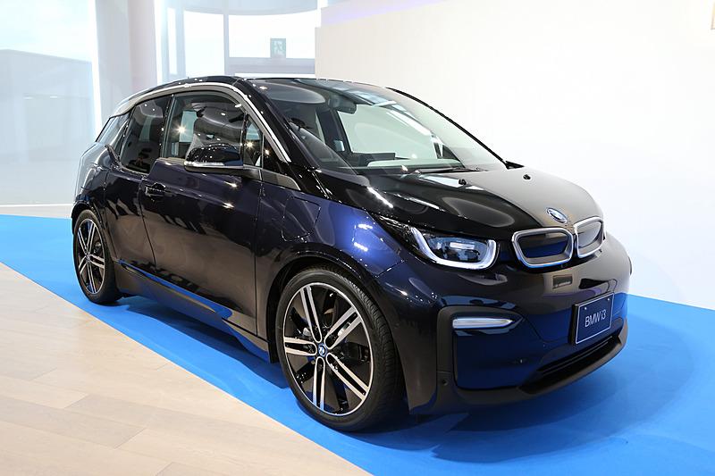 BMWのEV車:新型i3