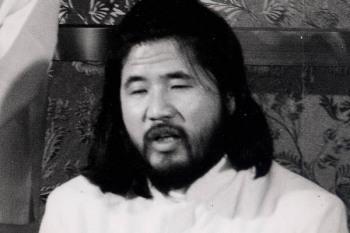 オウム真理教教祖松本智津夫