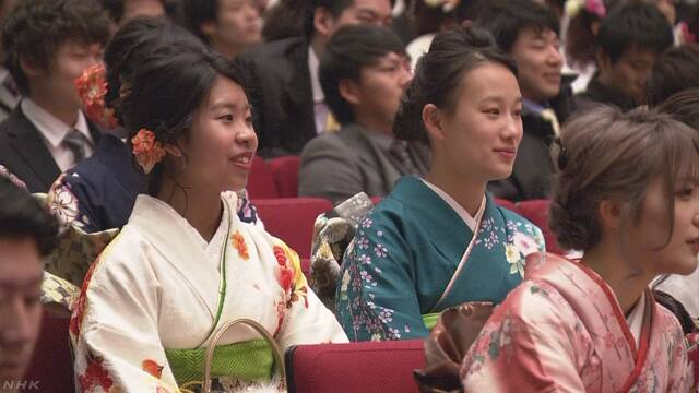 【東京23区】新成人8人に1人が外国人「外国人が社会担う有力な存在に」2-1