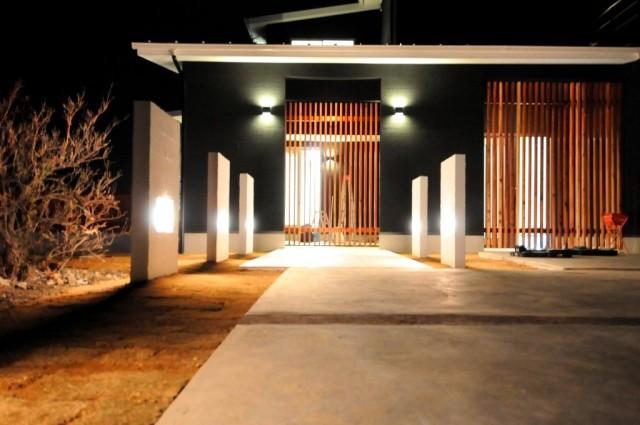 注文住宅 モダン住宅 滋賀 県米原市 和風モダン デザイナーズ 高級住宅