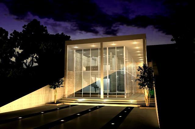 琵琶湖に面した敷地に建つリゾート注文住宅プラン!デザインファーストのご提案!