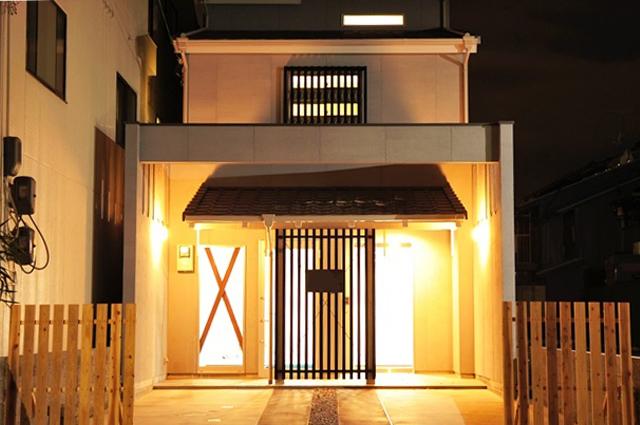 注文住宅 京都市上京区智恵光院 和風モダン41 - コピー