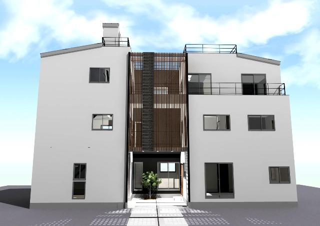 東京都板橋区 耐震等級2の注文住宅プラン!デザインファーストのご提案!