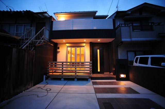 高級デザイナーズ住宅 豪邸 注文建築 デザイン住宅