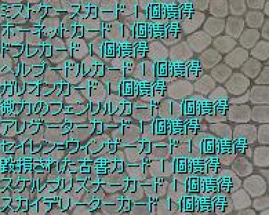 15周年記念カード帖2