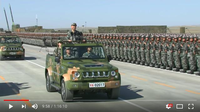 中国習近平2018年1月12日