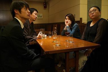 『犬猿』 和成はふたりに会わせたくなかった兄・卓司と食事を共にすることになってしまう。